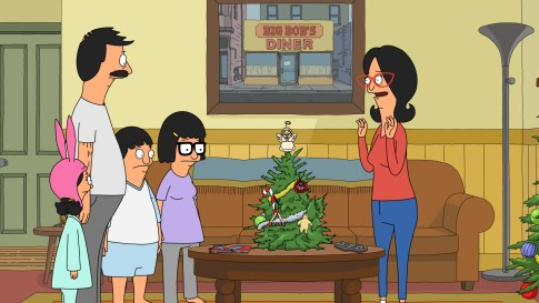 bob's burgers: especiales de navidad