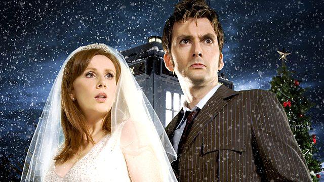 doctor who: episodios más navideños
