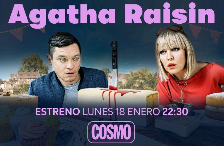 'Agatha Raisin' llega a COSMO