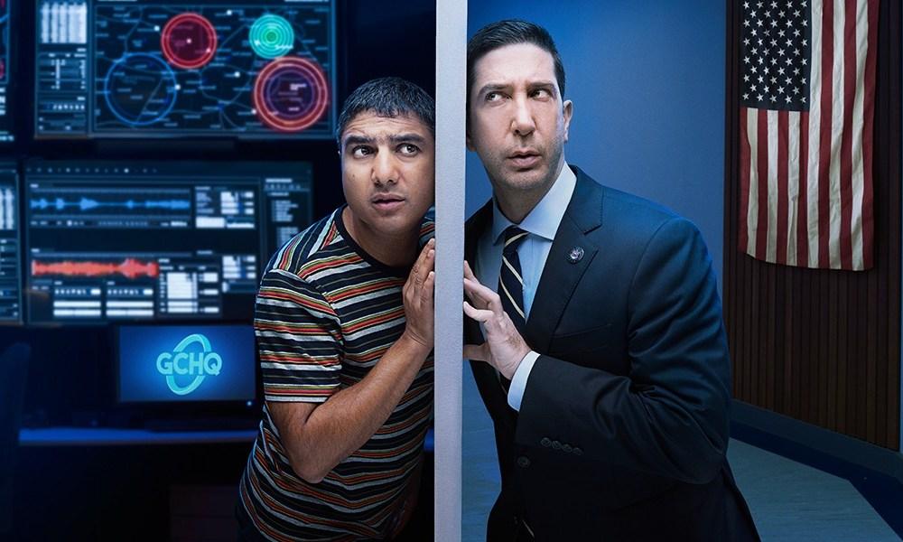 """""""Intelligence"""": David Schwimmer vuelve a la comedia"""