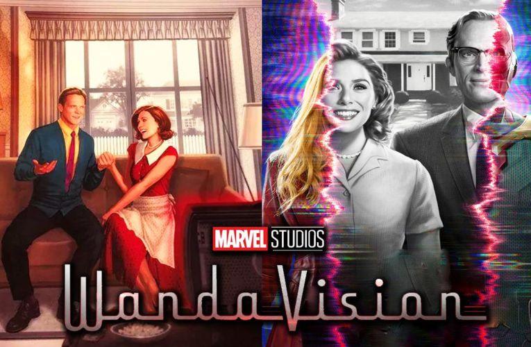 'WandaVision' y Marvel rescatan los años 50