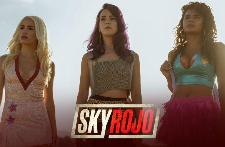 Conoce a los protagonistas de 'Sky Rojo'