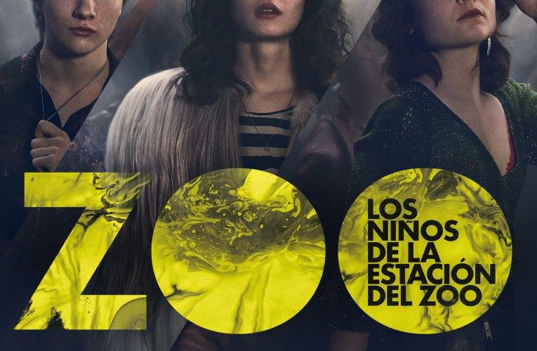 'Los niños de la estación del Zoo' llega a Amazon