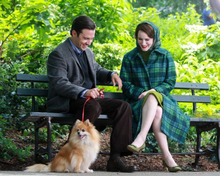 Milo Ventimiglia en The Marvelous Mrs. Maisel