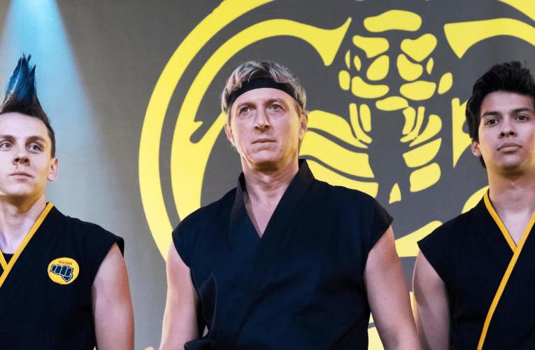 'Cobra Kai' renovada para una temporada 5