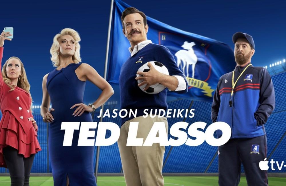 Ted Lasso la comedia del año