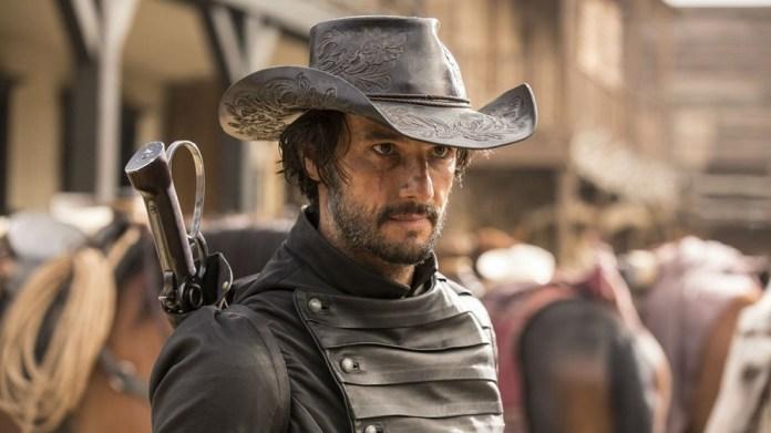 Rodrigo Santoro, astro brasileiro está no elenco de Westworld