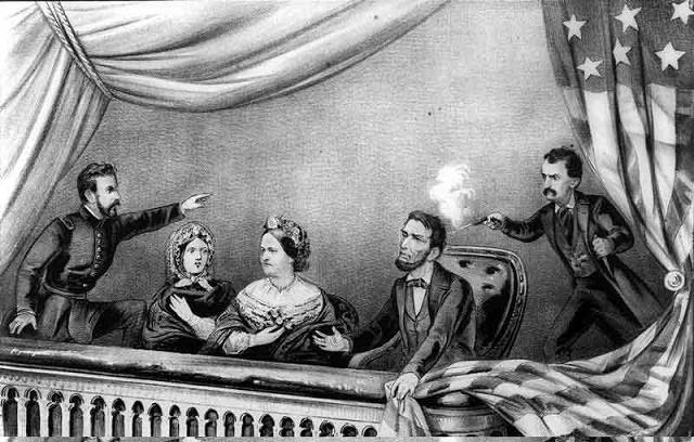 """""""O Assassinato de Abraham Lincoln"""""""