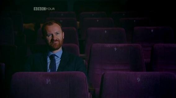 Em cena: Mark Gatiss no documentário em forma de minissérie A History of Horror da BBC.
