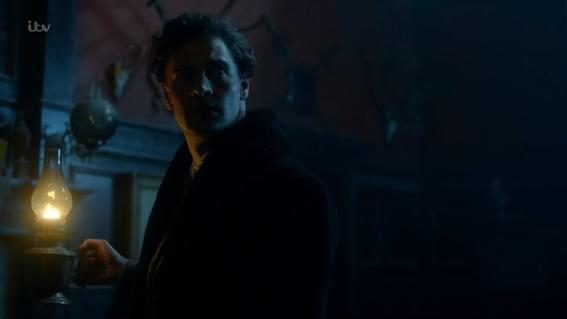 Jekyll and Hyde é estrelada por Tom Bateman como Robert Jekyll/Hyde.