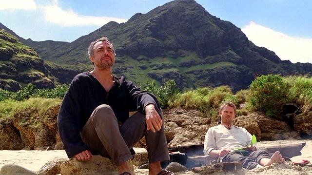 MIB e Jacob em Lost