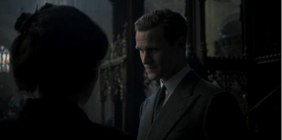 Em cena: o ator Matt Smith como Prince Philip (Filipe, Duque de Edimburgo), captura bem a essência do episódio.