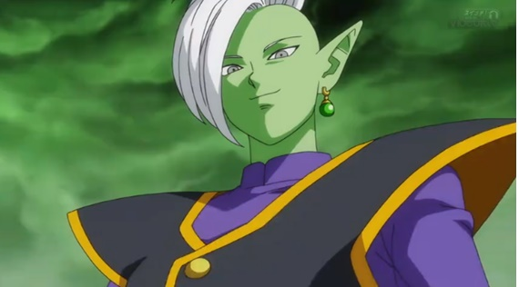 Zamasu: Um grande acerto de Dragon Ball Super.