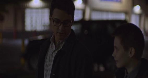 Em cena: os atores Brandon Perea como Alfonso e Ian Alexander como Buck, destaques desse segundo episódio. New Colossus