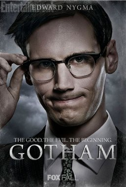 Cory Michael Smith es Edward Nygma.