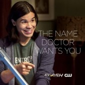 The Flash - Cisco Ramon.