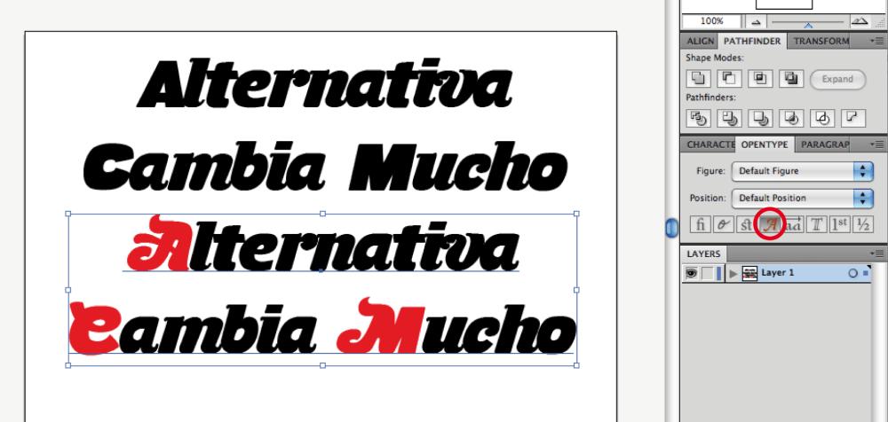 Tipografía Gratis de Junio: Musa Ornata (3/3)