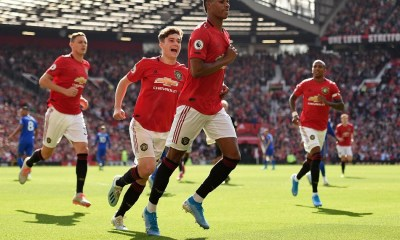 Link Live Streaming Leicester City Vs Manchester United