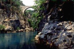 Antalya- Köprülü Kanyon