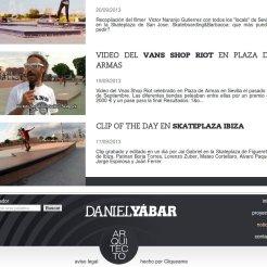 Noticias Daniel Yabar