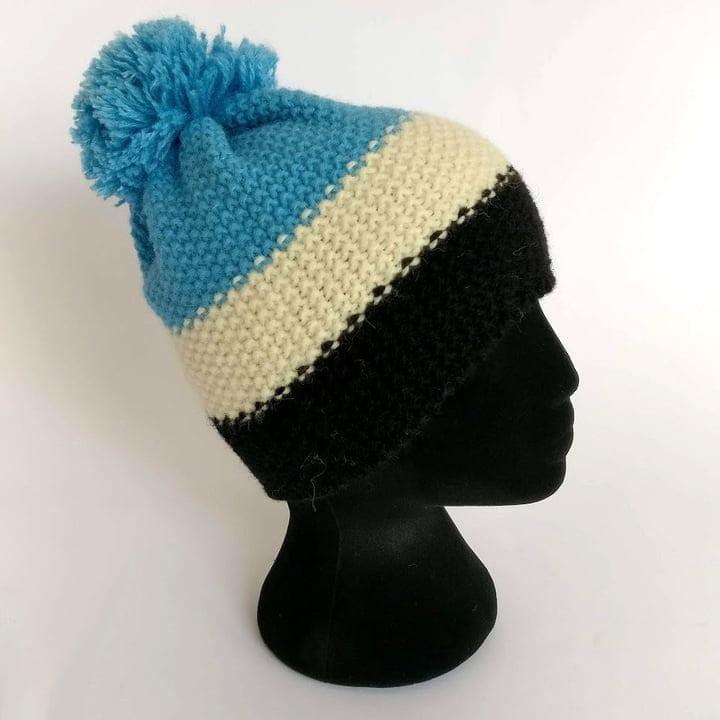 ALPACA WOOL BOBBLE HAT – Serious Stuff a8d75fcc4bc