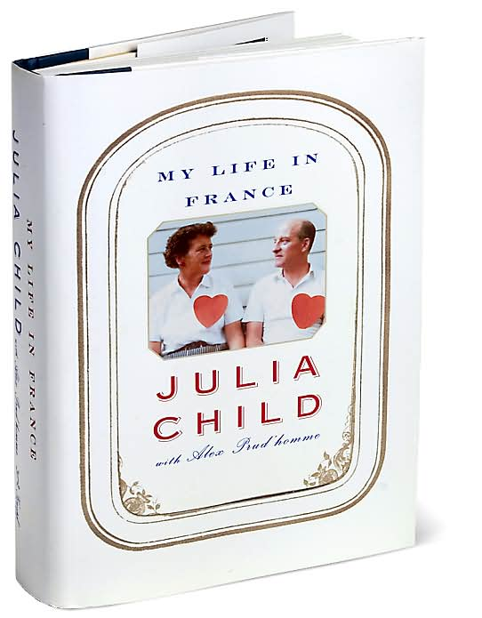 My Life in France by Julia Child // Serious Crust by Annie Fassler