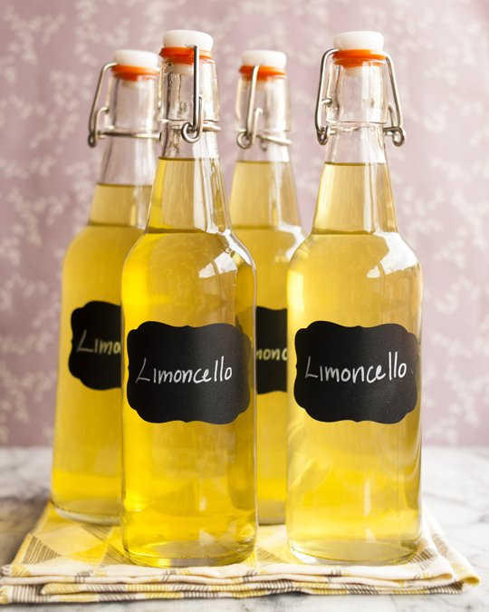 DIY Limoncello on Weekend Finds // Serious Crust by Annie Fassler
