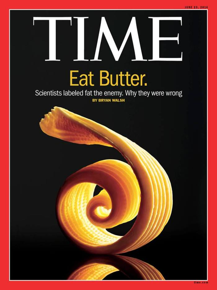 Time: Eat Butter // Weekend Finds on Serious Crust