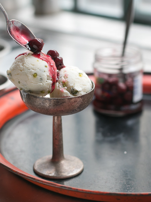 Ricotta Ice Cream from David Lebovitz // Weekend Finds on Serious Crust