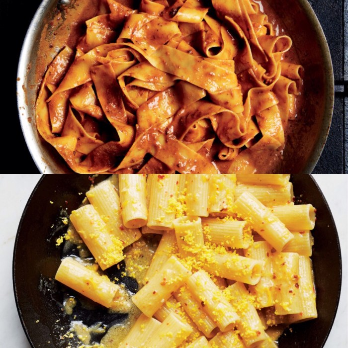 Pasta Recipes from Bon Appetit | Serious Crust by Annie Fassler
