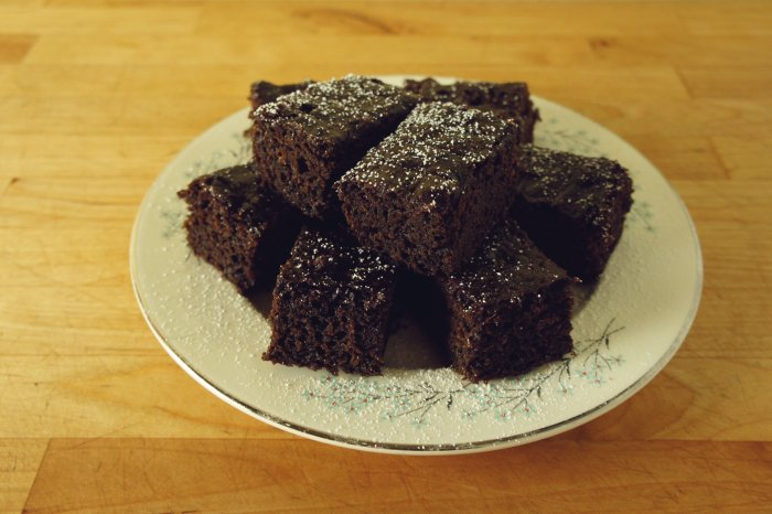 Gingerbread Cake | Serious Crust by Annie Fassler