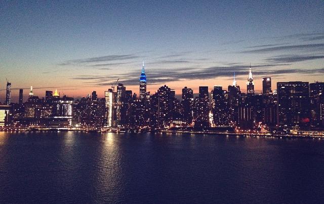 New York City Skyline   Travel   Serious Crust by Annie Fassler