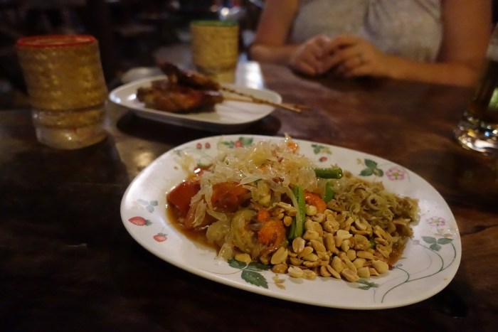 Eating in Chiang Mai, Thailand | Serious Crust by Annie Fassler