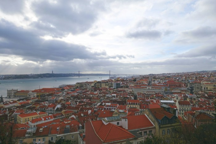 Sunlight and Steep Hills: Lisbon | Serious Crust by Annie Fassler