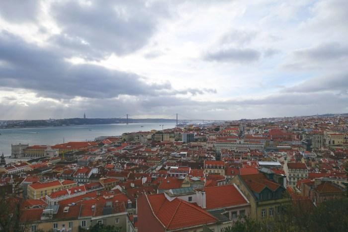 Sunlight and Steep Hills: Lisbon | Serious Crust by Annie Fassler