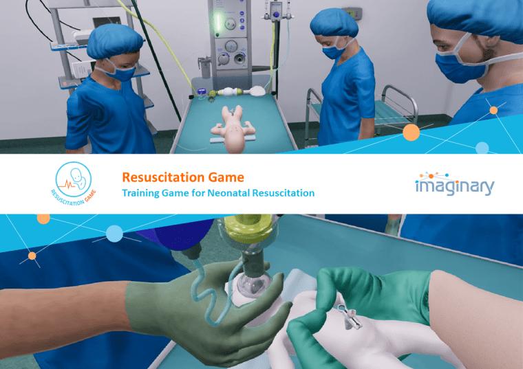 Imaginary's Resuscitation Game wins GaLA 2018 Awards, SG