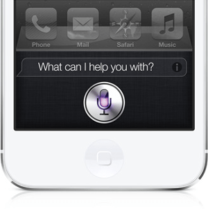 Don't play coy with us, Siri. That's a nice face; we'd hate to see it get cracked.