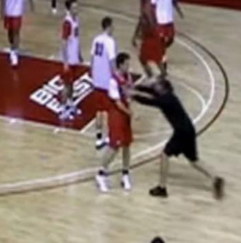 As it playing for Rutgers wasn't humiliating enough.