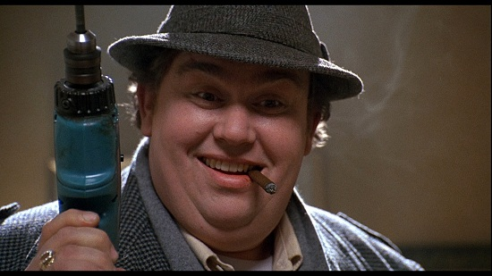 Which is very similar except we all miss John Candy.