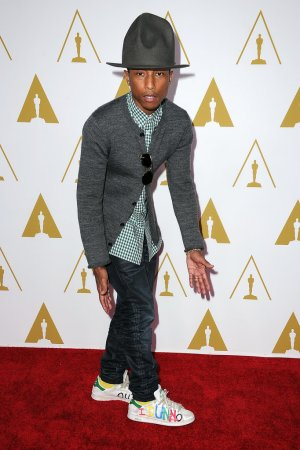 Point is, you should probably stay indoors, Pharrell.