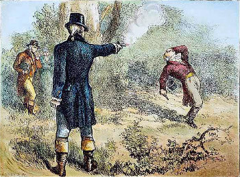 Finishing the job Aaron Burr began two centuries ago.