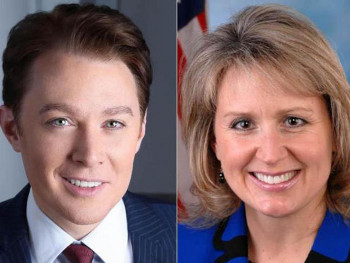 A sex scandal involving the representative from N.C.'s 2nd district would have been much juicer if Clay Aiken had won.