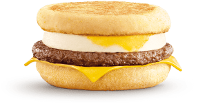 The crop-circles of breakfast food will now be available all day at select McDonald's locations.