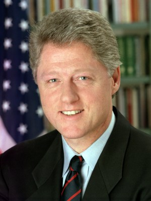 Don't like Bill? In 1996, less than half of eligible voters bothered to show (49%), and less than half of those who did elected him to his second term (49.2%).