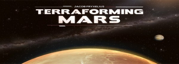 Terraforming Mars - SeriousPlays