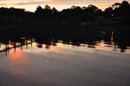 Merimbun Sunsets 122