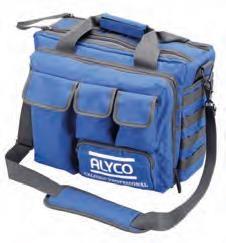 Bolsa de nylon para portátil y herramientas