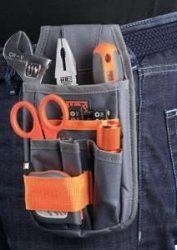Bolsa de Nylon para Cinturón con Herramientas 15 piezas cinturon
