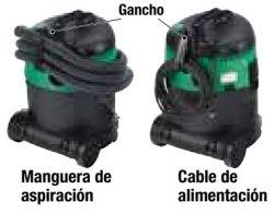 Aspirador RP250YDL gancho