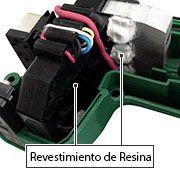 Mini-Amoladora a Batería de Litio G18DBBL resina